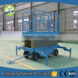 Removable Hydraulic Scissor Lift Platform, Home Cleaning lifts