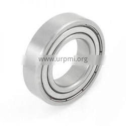 High Speed Adjustable Ball Bearing 60TM04 / 60TM04A / 60TM04U40AL 50*130*31mm