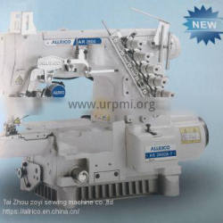 AR2600A-7 high speed direct drive cylinder bed interlock machine (cam outward)