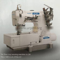 AR500D-01 High speed direct drive flat bed interlock sewing machine