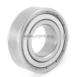 31.80-03020/T2E0050 Stainless Steel Ball Bearings 17*40*12 Construction Machinery