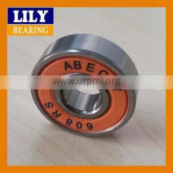 High Performance Skateboard Bearing With Built In Spacers China With Great Low Prices !