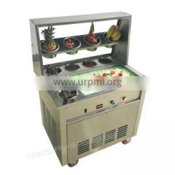 China Supplier Nice-Looking ice cream frying machine Thailand Fry Ice Cream Machine Fried Ice Cream Roll Machine