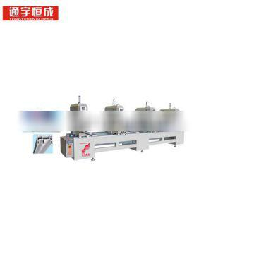 One two three four - head seamless welding machine sliding table saw automatic module partition with cheapest price