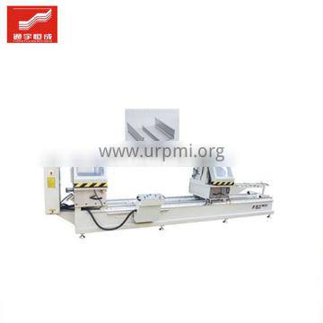 Two head aluminum cutting saw machine double glazing for sale equipment butyl rubber coating Best price high quality
