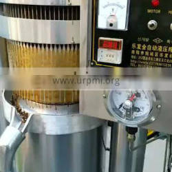 peanut hydraulic cold press oil extraction machine