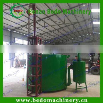 China made continuous bamboo charcoal carbonization kiln for sale with the factory price 008613253417552