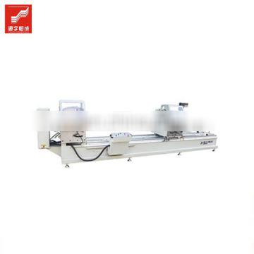 2-head aluminum cutting saw seamless welding machine for plastic window color UPVC Factory Direct Prices