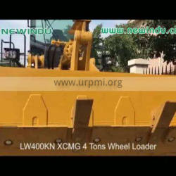 Best Price Brand new 4Ton LW400KN Front Wheel loader for sale