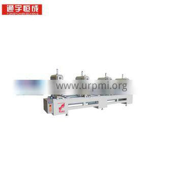 1 2 3 4 head seamless welding machine cutting for pvc pipe insulating glass bead manufacture