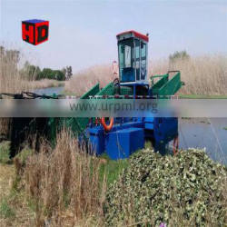 Diesel Engine Powered Full Automatic Aquatic Weed Harvester for sale
