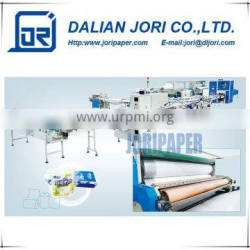 PLC Fully Automatic Toilet Paper Tissue and Kitchen Towel Production Equipment