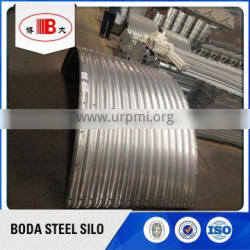 used stainless steel silos