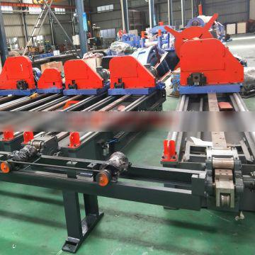 High frequency welded pipe production line high quality tube mill pipe making machine
