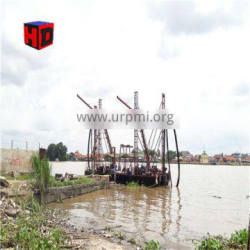 Jet Suction Dredger, Sand Pumping Dredger with Low Price