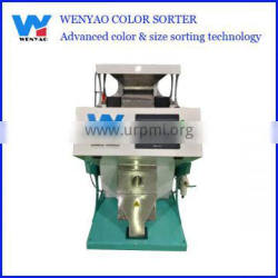 High output monosodium glutamate color sorter