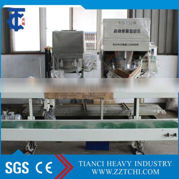 Clients favorite Automatic 50kg bags packing machine approved by CE