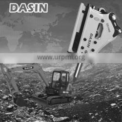 Excellent quality hot sale 7 ton small hydraulic excavator DS-55 5tons