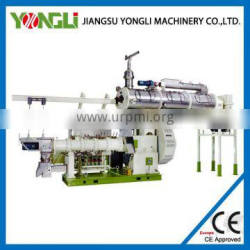 CE certificated PLC control catfish feed pellet machine with high quality
