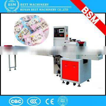 Factory price Automatic double twist sweet candy wrapping wrapper machine