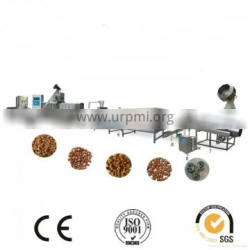 Automated Start Up Pet Food Processing Line 500-600kg/h Dog Food Processing Equipment