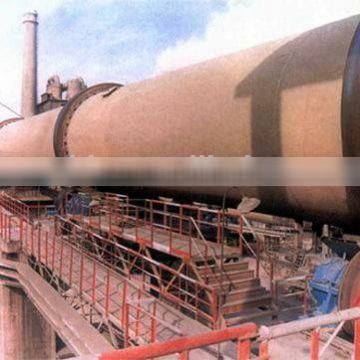 New Energy Saving and Good Quality Gypsum Rotary Kiln with Professional Manufacture