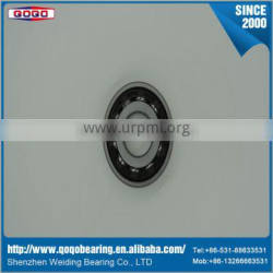 High speed ball bearing and super precision angular contact ball bearing S71907ACD/HCP4A
