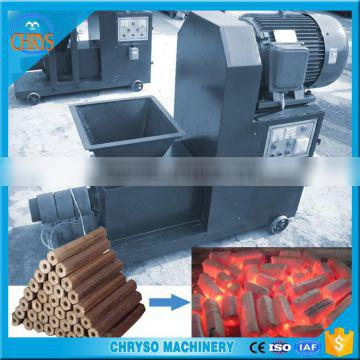 2016 direct sell low cost sawdust charcoal making machine