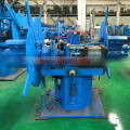 High quality metal pipe welded machine line