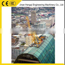 high quality New luffing Tower Crane in China with CE