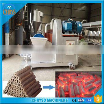 20kw 380V charcoal making machine with low investment