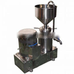 Gourmet Natural Peanut Nut Butter Machine Maker Peanut Crusher Machine 800-1000kg/h