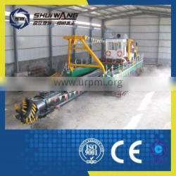 ShuiWang Excellent Performance Of Hydraulic Suction Dredger for hot sale