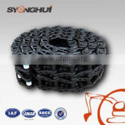 excavator track chain undercarriage parts track link assy for SK200 SK320
