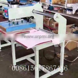 Pneumatic sublimation t-shirt transfer printing heat press machine for sale