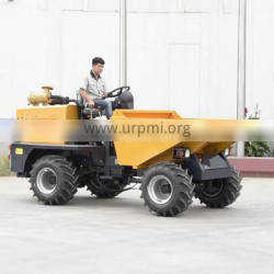 Customized 1ton 4WD ZY100 agricultural mini Tractor