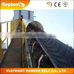 Slope Conveying Spare Parts Chevron Rubber Belt