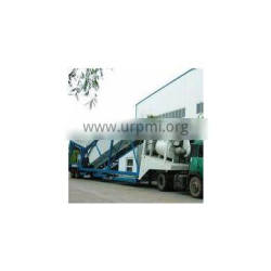 Low cost of ready mixed cement plant mobile concrete batching plant for sale