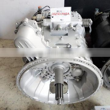 Black Free Sample Gear Box For Dongfeng