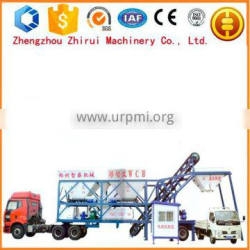 China high quality YWCB 300 Mobile Stabilized Soil Mixing Plant