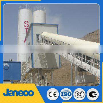 HZS60 perfect planetary large capacity concrete and cement mixer