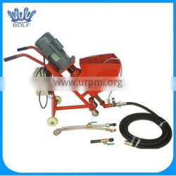 dry mix mortar spraying plaster machine