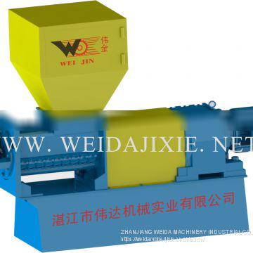 Various Kind of rubber and rubber tube crushing machine Waste rubber crushing machine