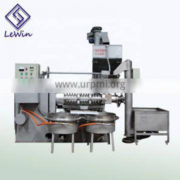 New style screw cold press commercial oil press machine oil expeller with price in sri lanka