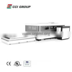 2000W table top laser cutting and engraving machine for aluminium composite panel cutting machine