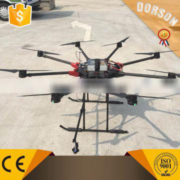 Trade Assurance GPS Agricultural Sprayer Drone 8 rotor drones with Cameras agricultural plant protection UAV 10KG