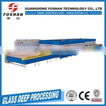 hot sale & high quality furniture glass tempered furnace 2400x3600mm