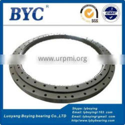 HS6-16N1Z Slewing Bearings (12.85x20.4x2.2in) BYC round table bearing worm gear bearing