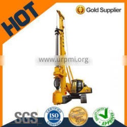 high quality XCMG XR120D rotary drilling rig portable water well drilling rig