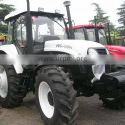 Chinese best tractor YTO X1304 four wheel 4x4 tractor for sale